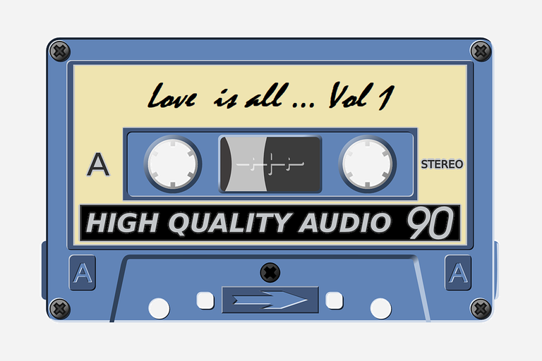 20201114 Love is all Cassette Vol 1 Steem.png