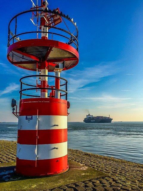 Lighthouse Hansweert