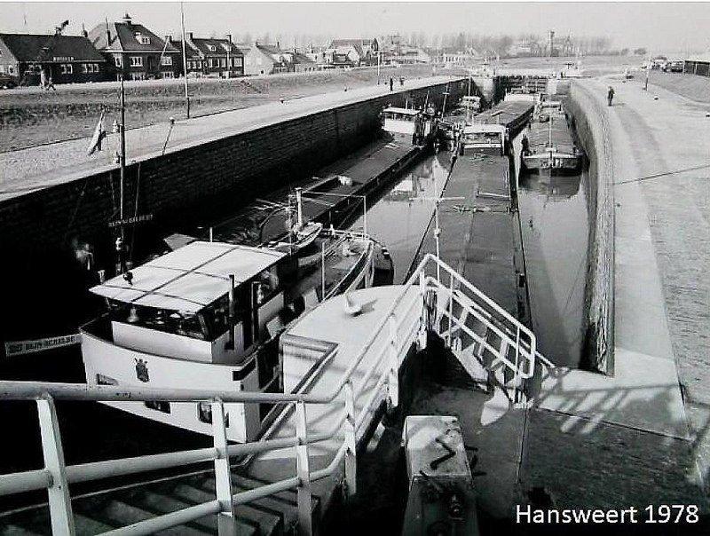 Sluice Hansweert
