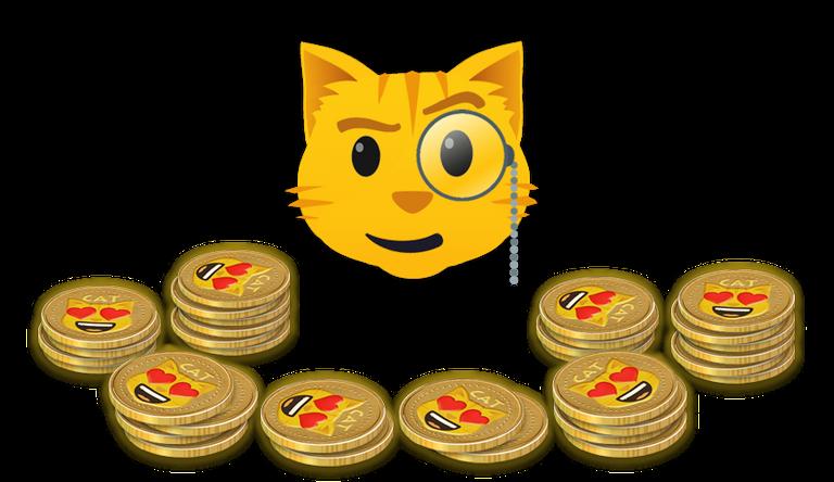 CAT Cat Appreciation Token - CAT Value - Title Image