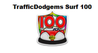 TrafficDodgemsSurf100Badge.png