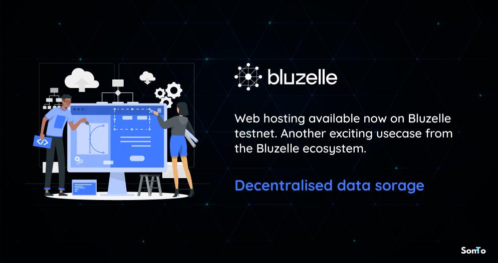 Bluzelle Introduces another platform utility, a Web-Hosting Services On Its Testnet