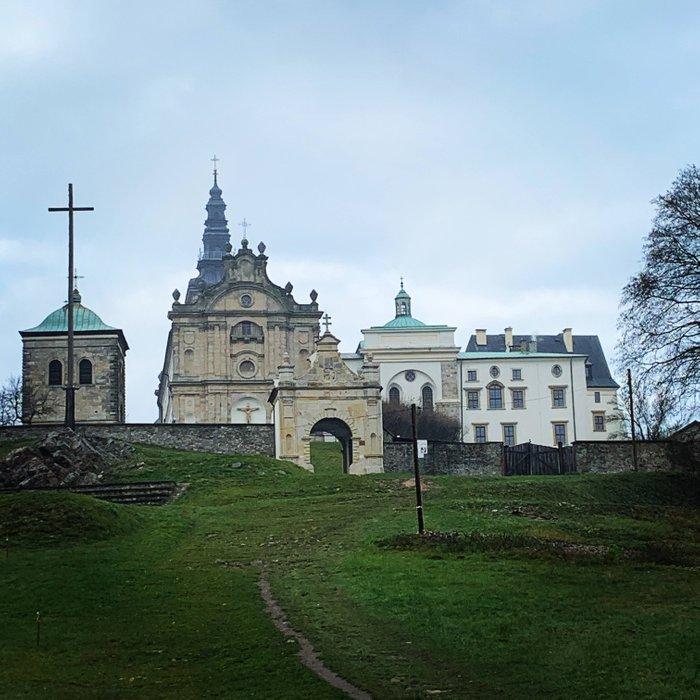 Klasztor na Św. Krzyżu