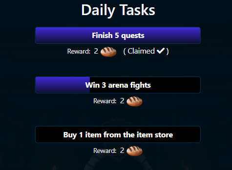 Holybread daily tasks.png