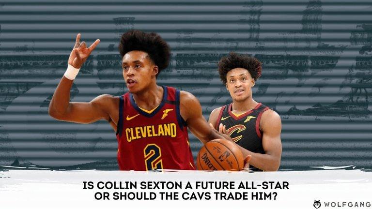 collin sexton all-star or trade capital