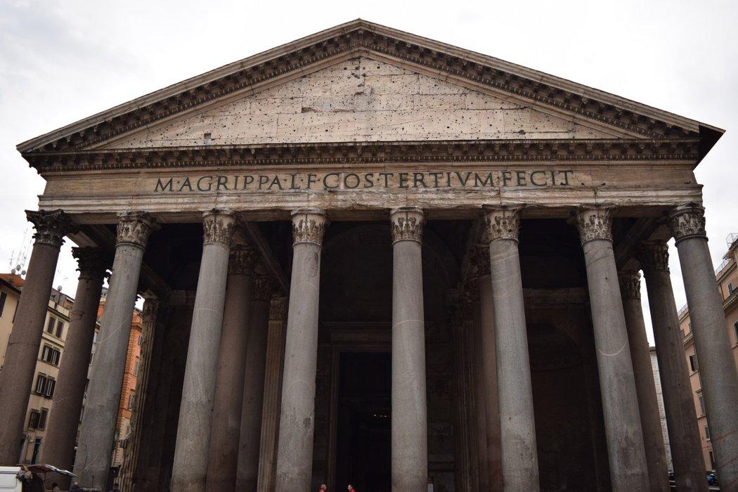 The impressive Pantheon