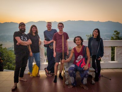 TravelFeed Meetup in Pai: Behind the Scenes
