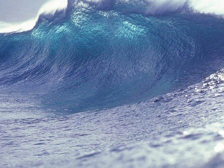 Wave, Water, Sea, Tsunami, Giant Wave