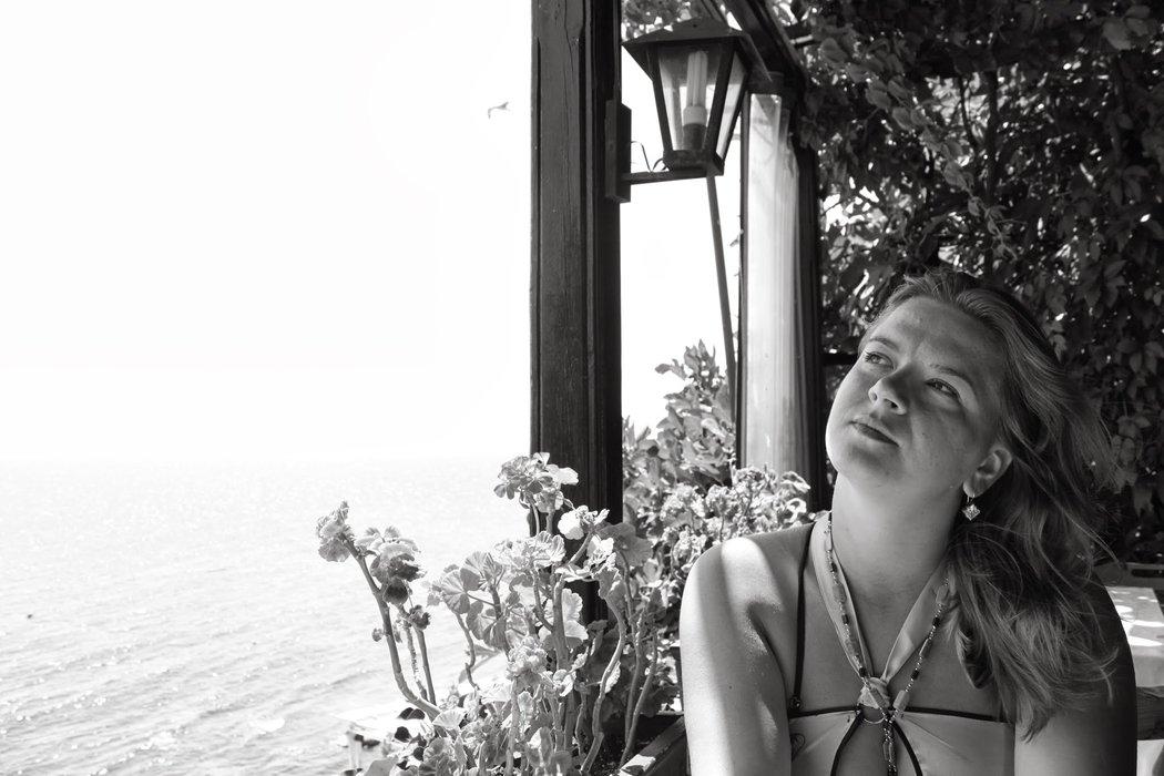 I dream so wonderfully by the sea!