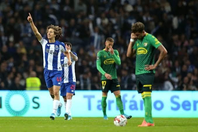 Famalicao vs FC Porto