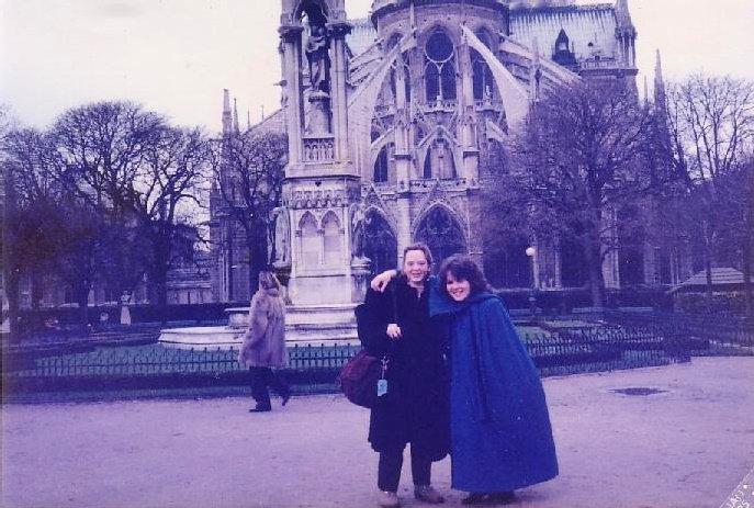 Favorite Travel Destinations - Notre Dame, Paris