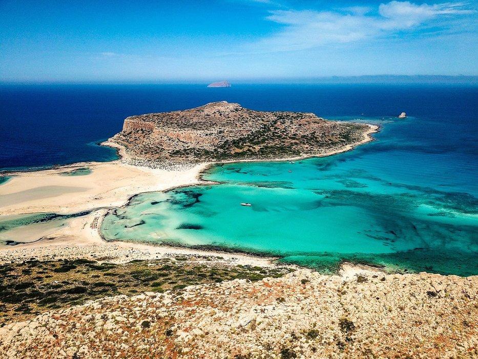 Balos Beach, Crete Island