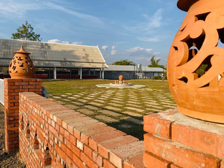 The Exhibition centre