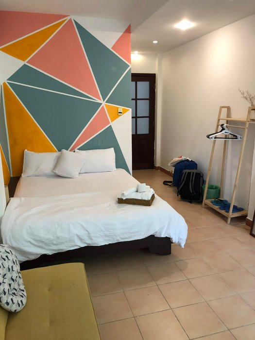 Small but comfortable room in Ho Chi Minh City