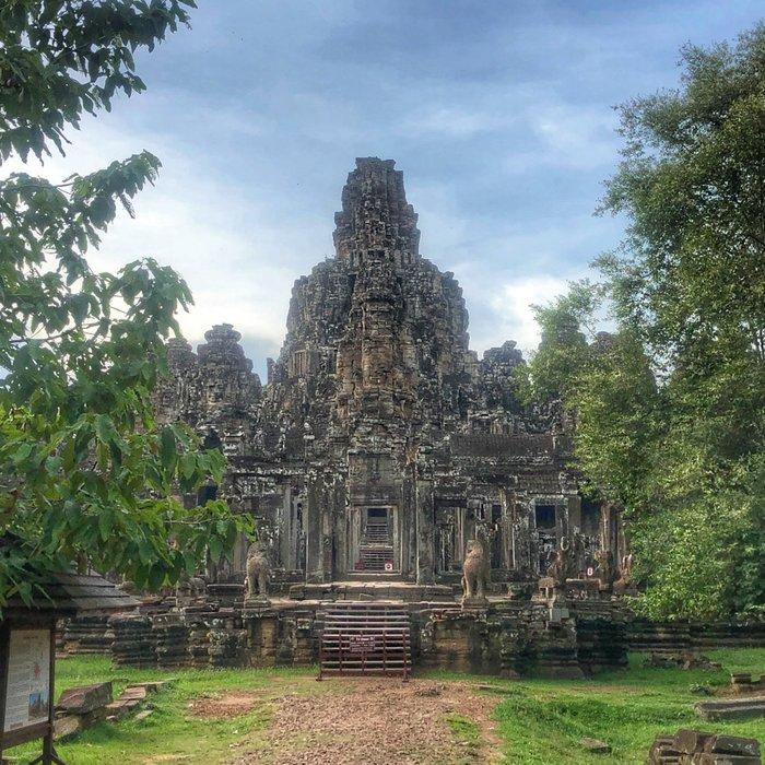 Bayon Temple, Siem Reap Cambodia