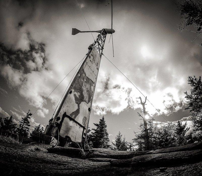 Black Mountain Peak, NY