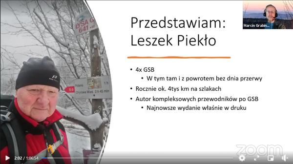 Wywiad z Leszkiem Piekło