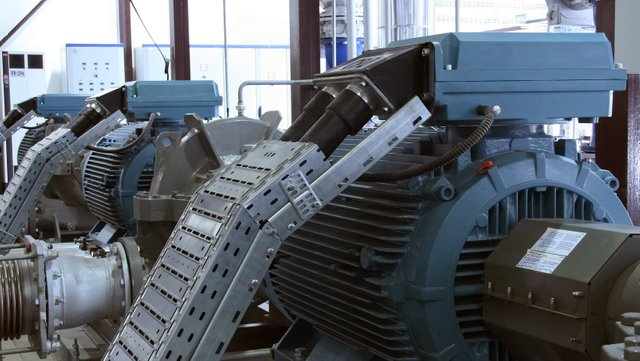 They might be used for different purposes, but all induction machines operate on the same basic principles.