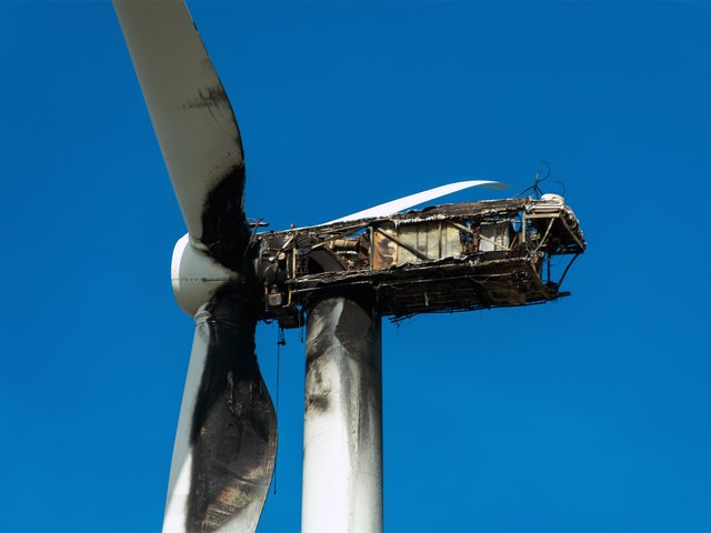 Motoring can destroy prime movers, such as wind, steam, and hydro turbines.