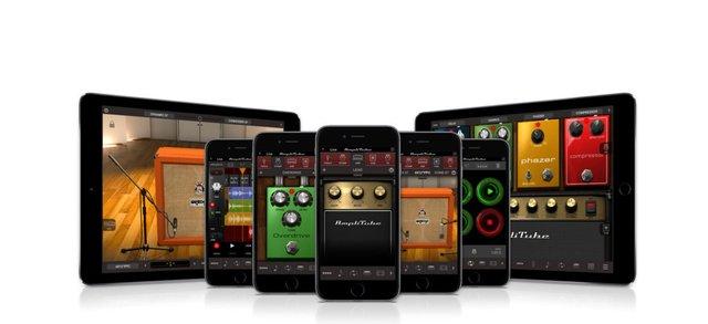 Amplitube for iPhone & iPad