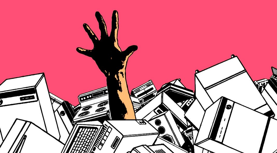 Planned obsolescence, an evil that affects us, no matter what tribe you are in!