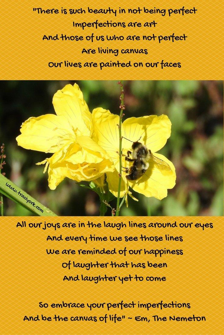 Bee Quotos - Em, The Nemeton quote