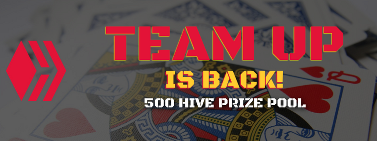 Team Up is Back @ BROsinoPoker.com - 500 HIVE Prize Pool