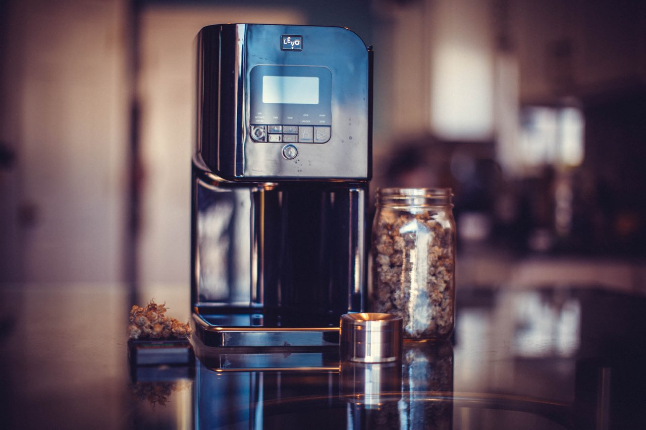 Making Canna-butter and Rice Krispy Treats with my Levo 2