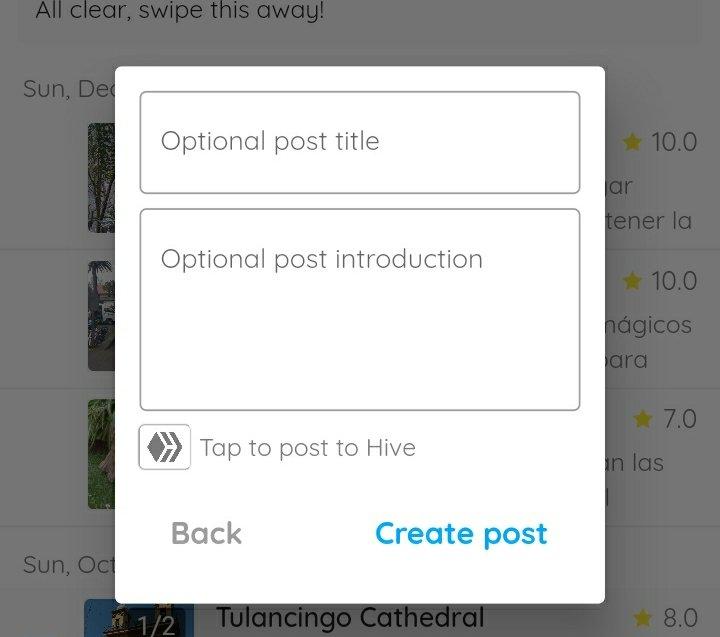 como se crea un nuevo post - how to create a new post