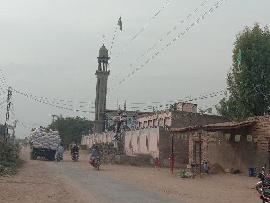 jamia masjid in muhammad yar wala #15