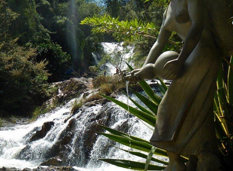 A Look at the Quaint & Quirky Waterfalls of Dalat