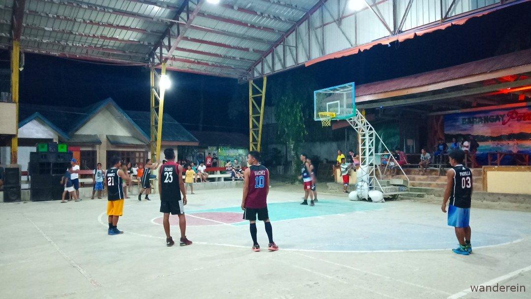 Local Basketball Tournament