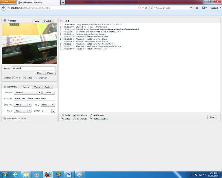Gambar 3.10 Tampilan streaming dari PC pribadi.png