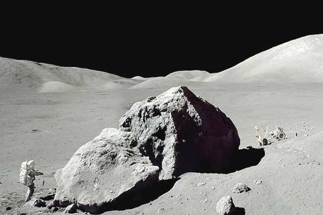 Apollo Mission Amazing Photo