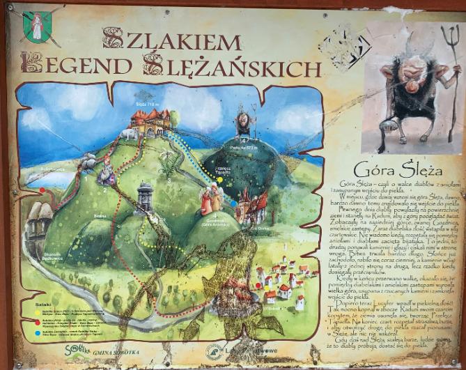 Legenda z Przełęczy Tąpadła