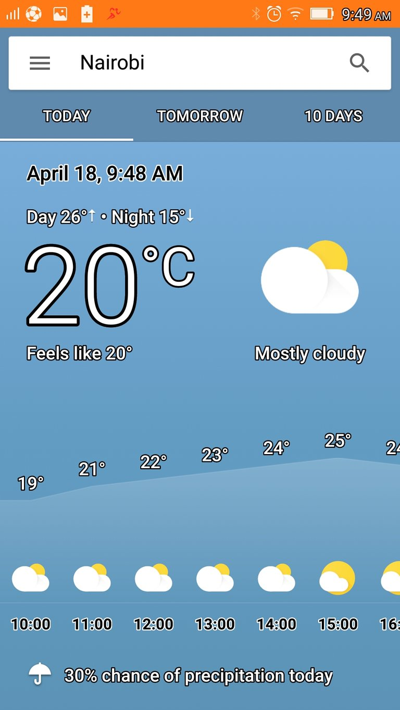 18 AprilE weather.jpeg