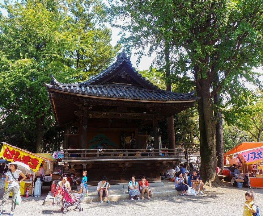 Festival  Nezu.JPG